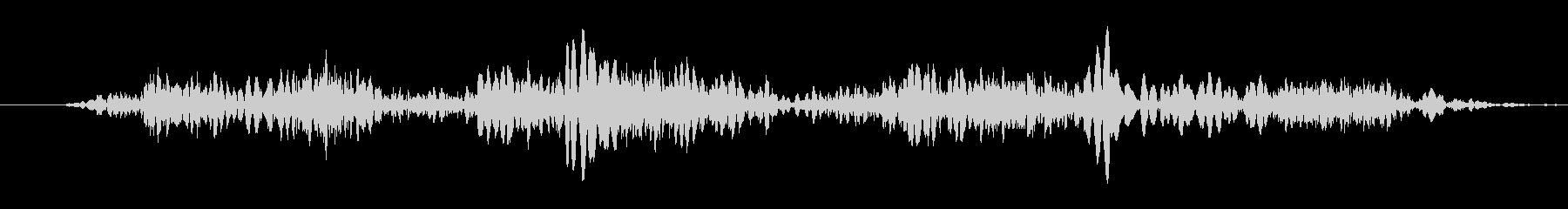 DJスクラッチビニールレコードの未再生の波形