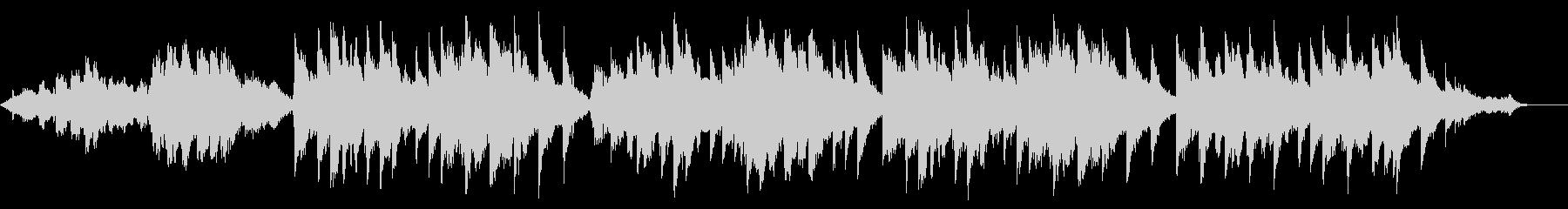 エレクトロニック 静か エキゾチッ...の未再生の波形