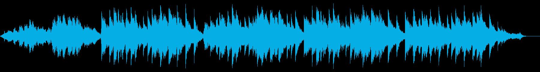 エレクトロニック 静か エキゾチッ...の再生済みの波形