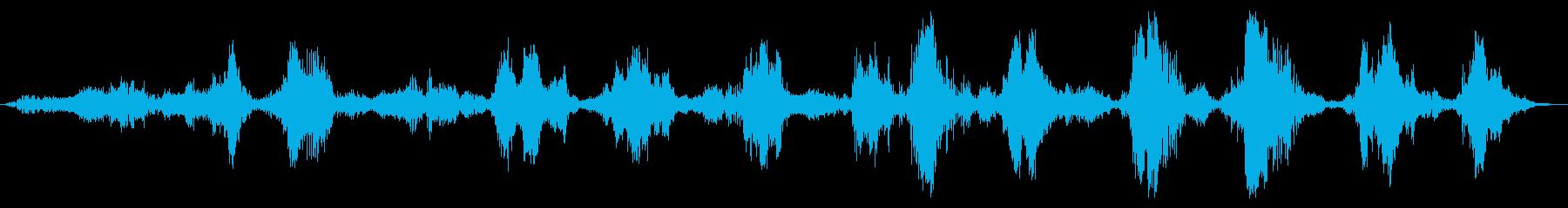 メタルボウ5.1 Atmos 2-5.1の再生済みの波形