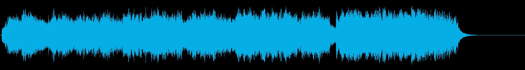 健やかでやわらかなポップバラードの再生済みの波形