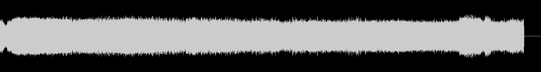 コンピュータースパイクタイプ2の未再生の波形
