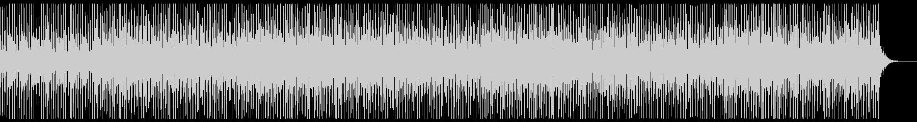 爽やかでセンチメンタルな夏のEDMの未再生の波形