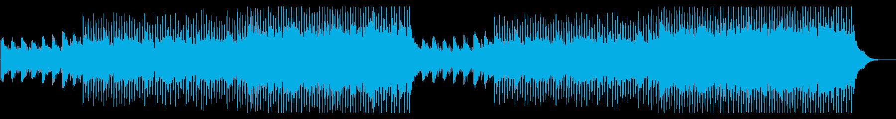 雄大で高揚感のあるBGM/コーポレートの再生済みの波形