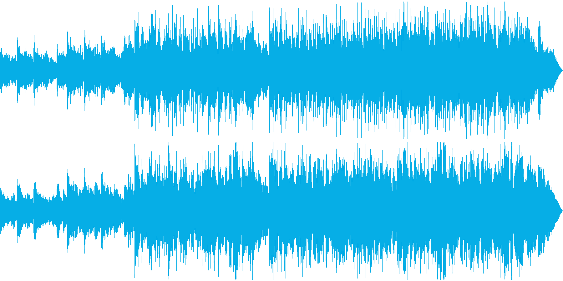 代替案 ポップ ブレイクビーツ ア...の再生済みの波形