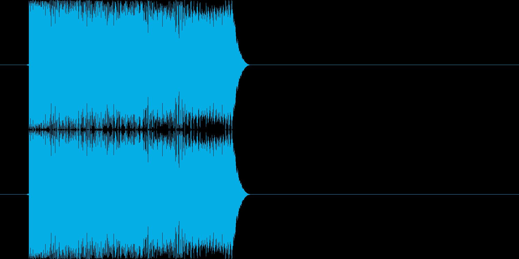 ピロリロリロッ↑(PC、ロボット、起動)の再生済みの波形