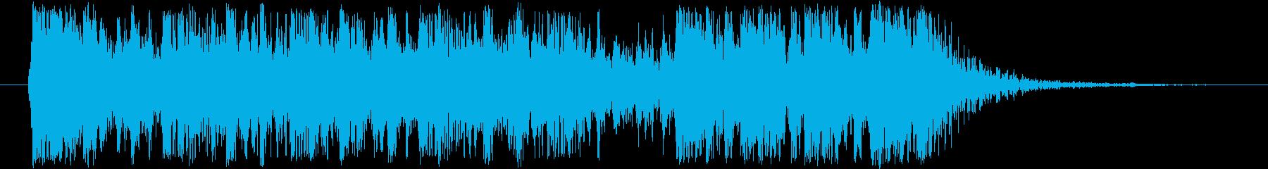 危機感/緊張感/疾走感のあるオーケストラの再生済みの波形