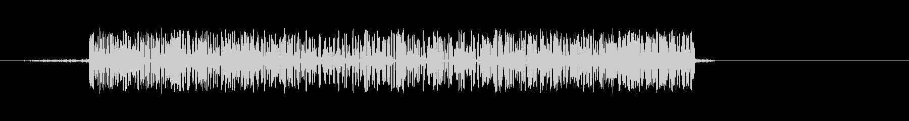 ズバッ(8bitの斬撃の音です)の未再生の波形