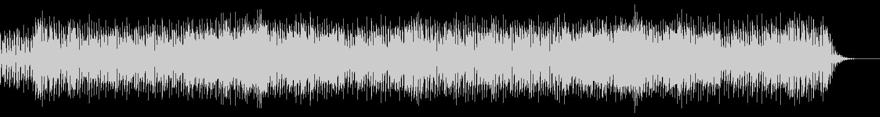 ニュー・ウェーヴパンクインストの未再生の波形