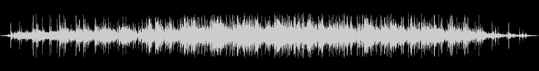 中聴衆の拍手;ヴィンテージ録音;群...の未再生の波形