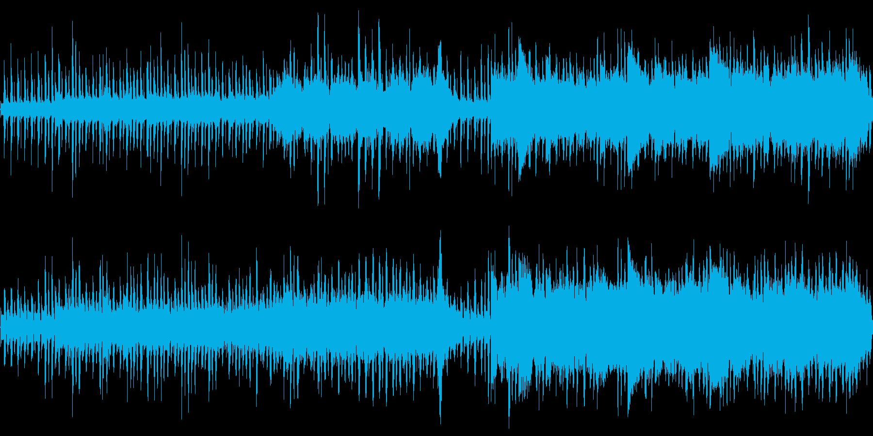 【リズム・ベース抜き】爽やかで朗らかな…の再生済みの波形