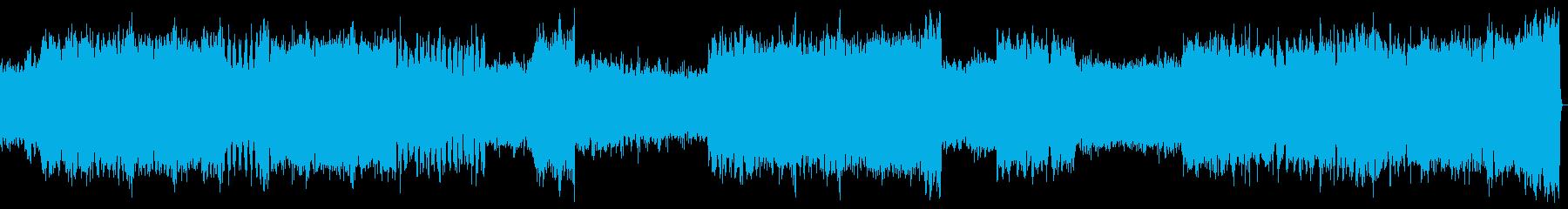 オルガン・パッサカリアとフーガ(バッハ)の再生済みの波形