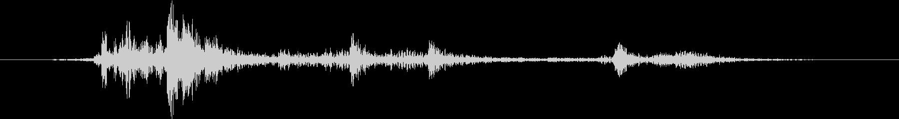 1908アンティークミシガンキャッ...の未再生の波形