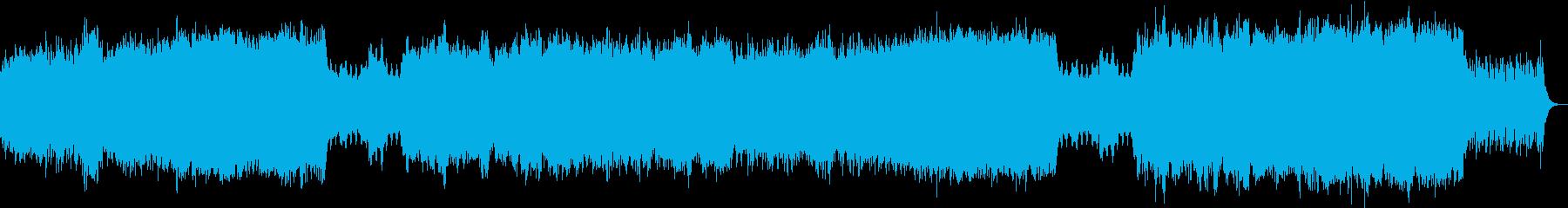 意外となかった?こだわりの本格和風音楽7の再生済みの波形