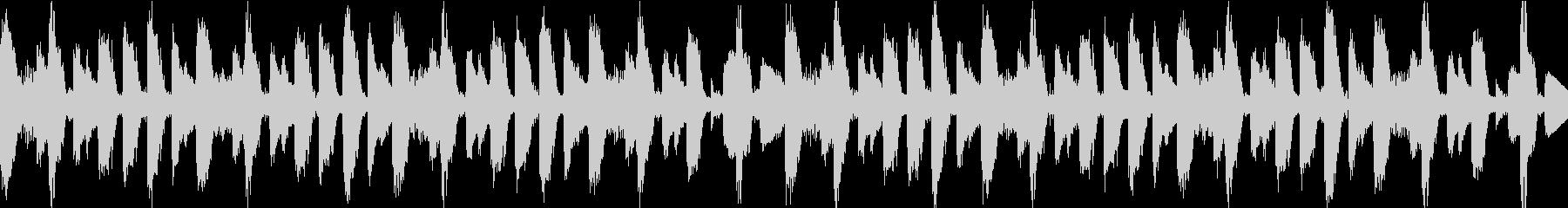 ニュース用  ループ曲の未再生の波形