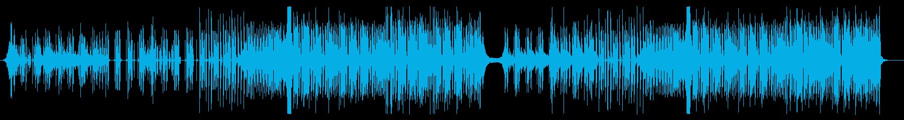 夏の夜の海に合う音楽です。の再生済みの波形