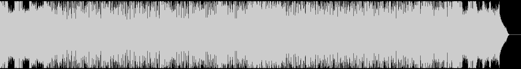 ヘッドラインニュースBGM/未来感の未再生の波形