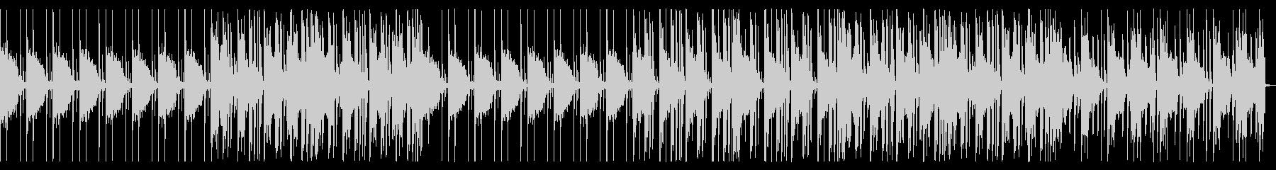 ビートの強いR&B_No673_1の未再生の波形
