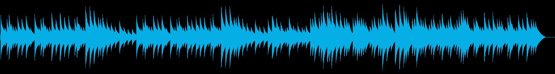 電話 保留音01-1(愛の挨拶)の再生済みの波形