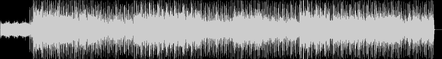 HELTER-SKELTERの未再生の波形
