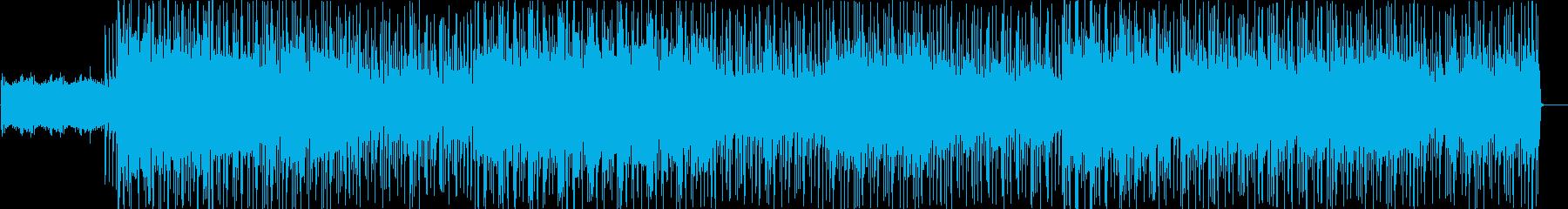 HELTER-SKELTERの再生済みの波形