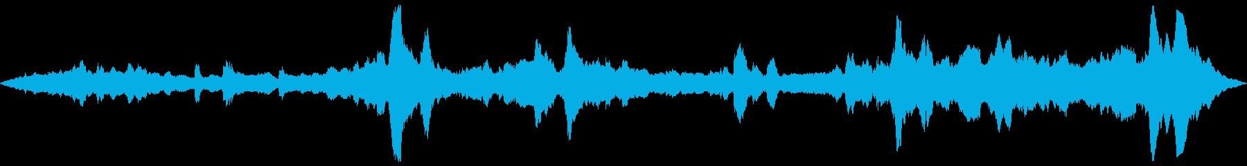 低振動バイブレーション電気、アーク...の再生済みの波形