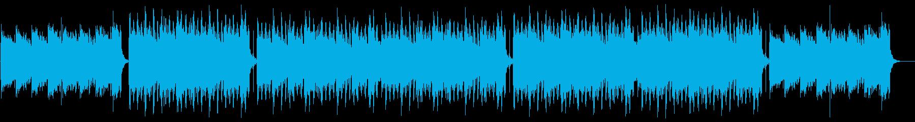 エレガントバイオリンポップメロディGt抜の再生済みの波形