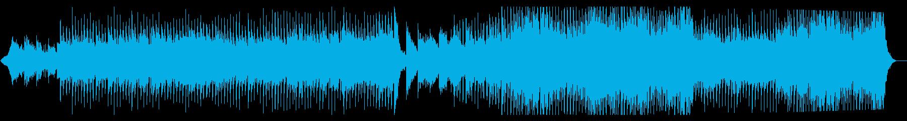 洋楽 ポジティブ 明るい ピアノ ...の再生済みの波形