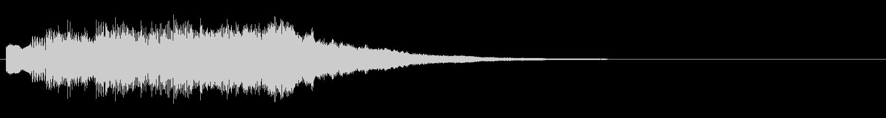 KANT シンセジングル 2121の未再生の波形