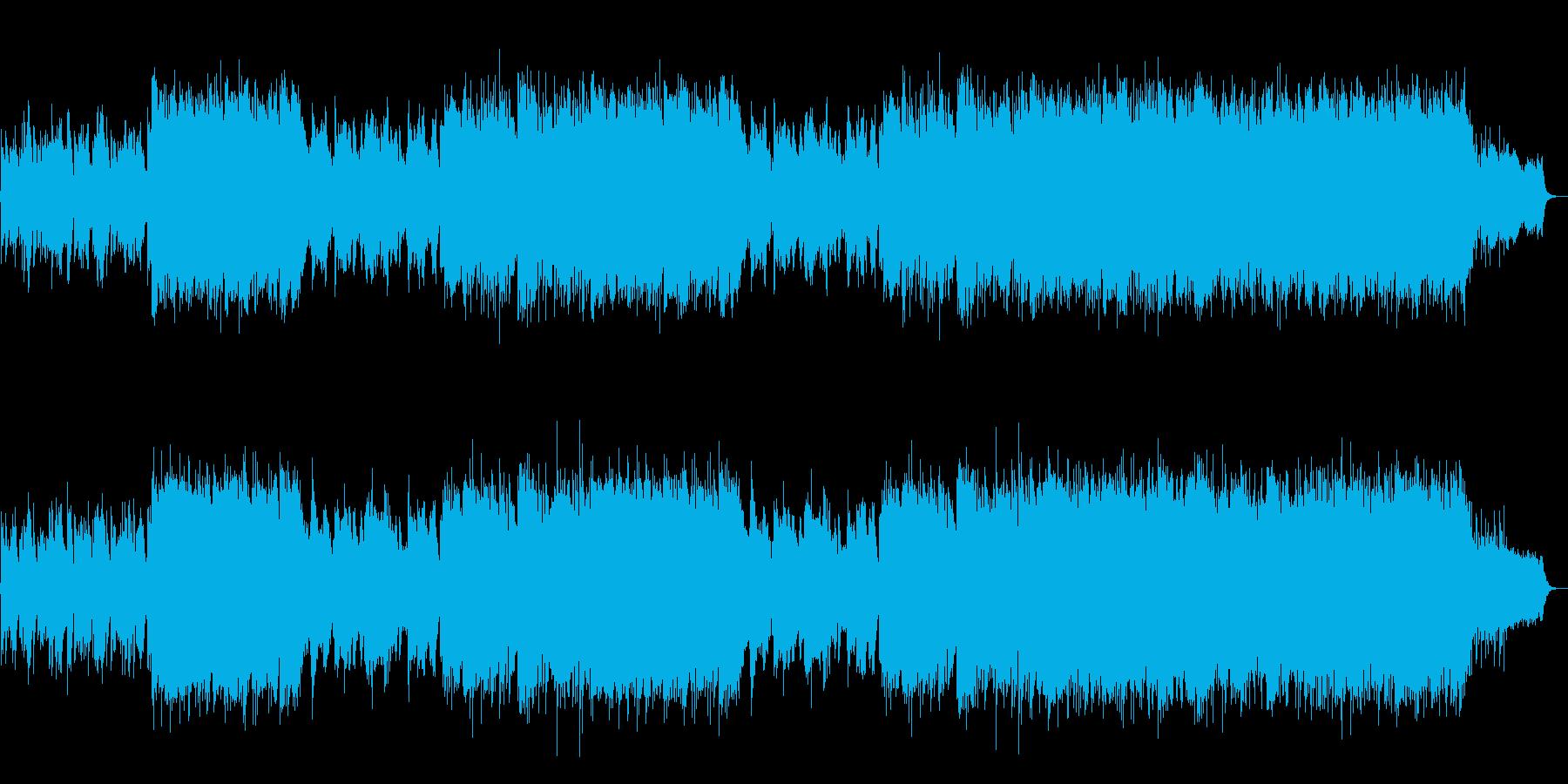 【生演奏】壮大で感動的な和風尺八バラードの再生済みの波形