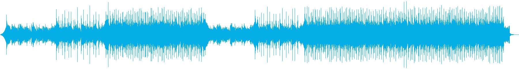 VP系23A、疾走・高揚・躍動感、ロックの再生済みの波形