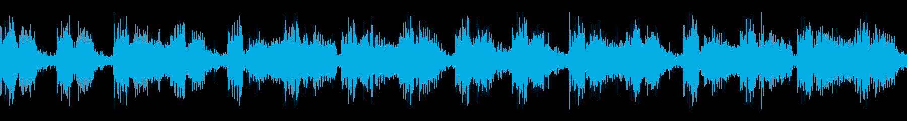 EDM,パーティ、イベント、ループ1の再生済みの波形