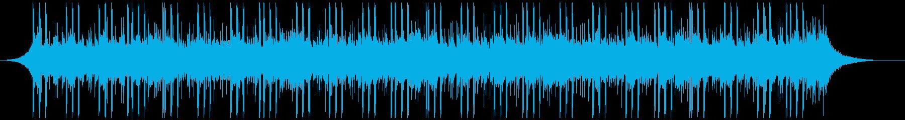 インスピレーション技術(中)の再生済みの波形