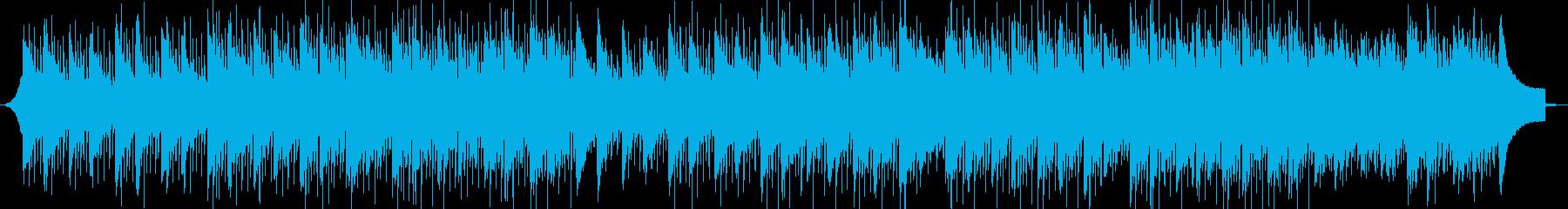 アンビエント トランス コーポレー...の再生済みの波形
