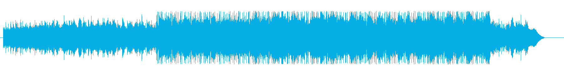 チェロの旋律が美しいインストの再生済みの波形