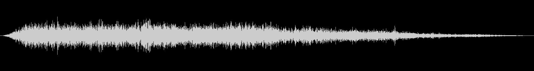 シューッという音EC07_88_6 2の未再生の波形