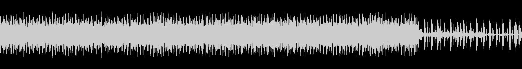 アコギナチュラルテイストループの未再生の波形