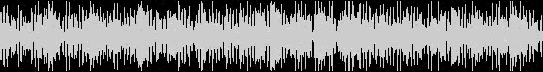 ハッピーわくわくジプシージャズ※ループ版の未再生の波形