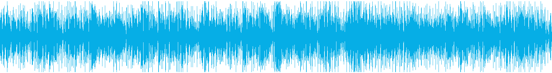 ハッピーわくわくジプシージャズ※ループ版の再生済みの波形