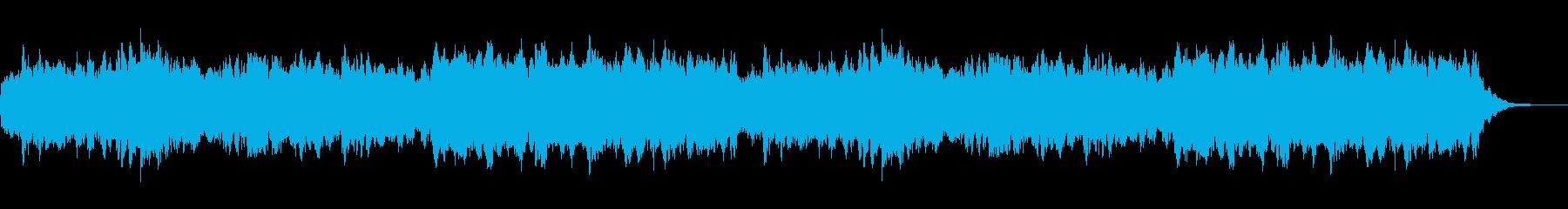ジブリ風_アニメ_子供_絵本_癒しの森の再生済みの波形
