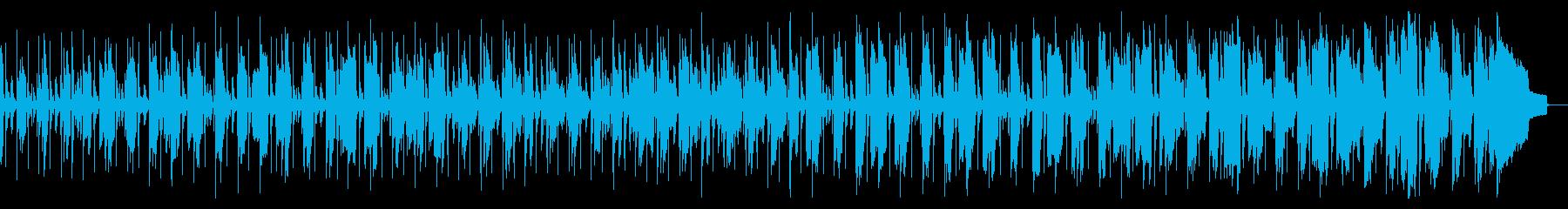 日常系BGM・ほのぼのハーモニカその1の再生済みの波形