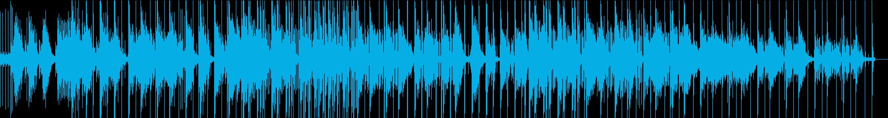 ガーリーでお洒落なLo-Fi チルの再生済みの波形