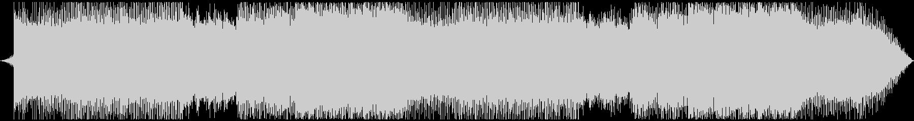 EDM盛り上がる曲・エモいメロディの未再生の波形
