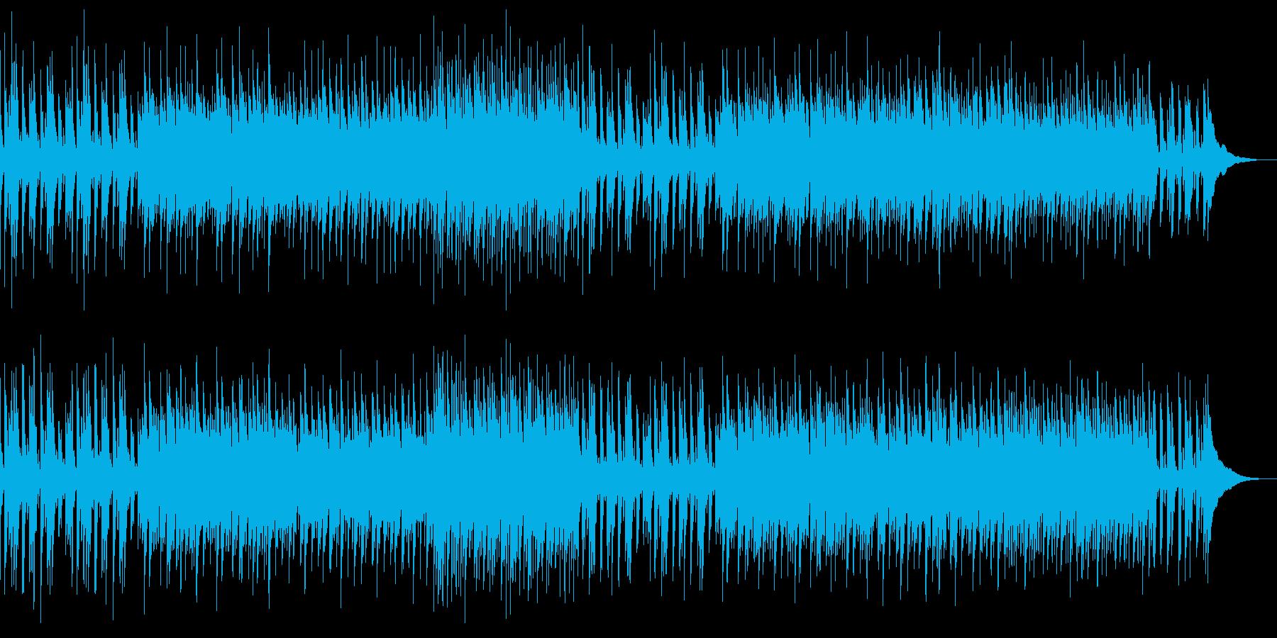 ちょっと切ないカントリー・ミュージックの再生済みの波形