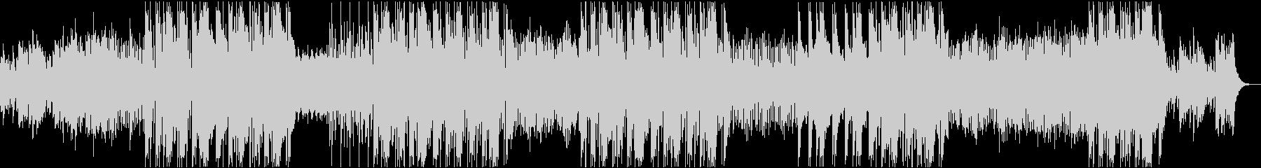 センチメンタルなCHILL系HIPHOPの未再生の波形