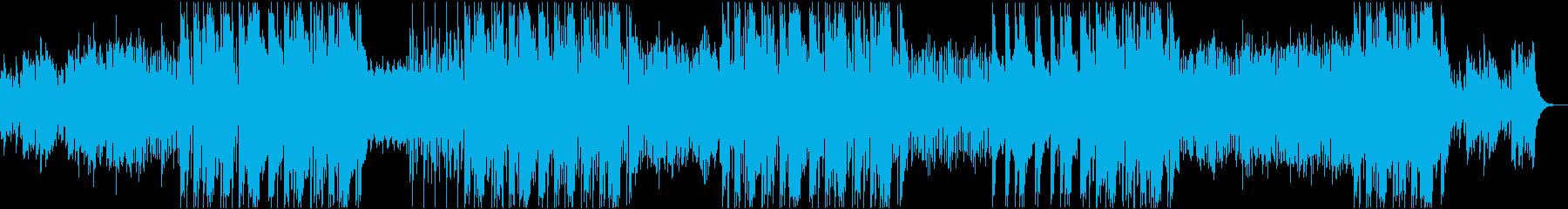 センチメンタルなCHILL系HIPHOPの再生済みの波形