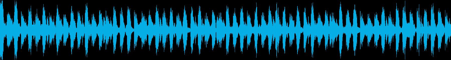 【ループB】レトロでコミカルなダンスの再生済みの波形