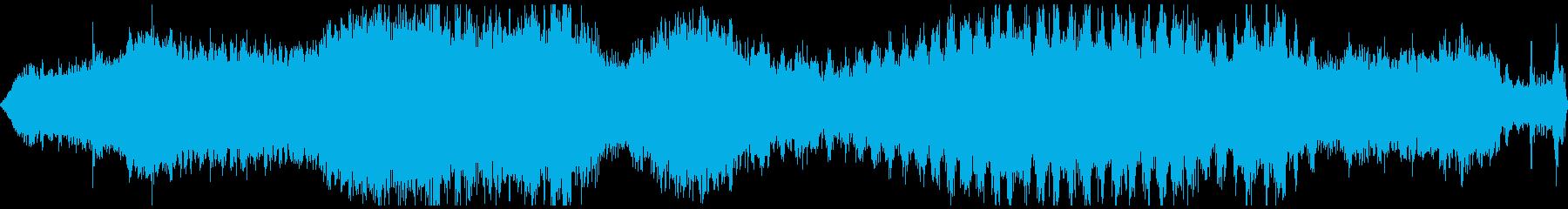 ダーク・サウンドスケイプ 12 滅亡都市の再生済みの波形