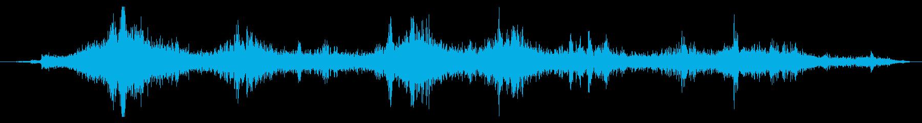 リバース アンダーワールドクランブ...の再生済みの波形