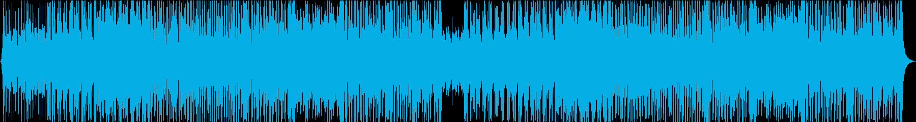 和オーケストラ_演舞曲の再生済みの波形